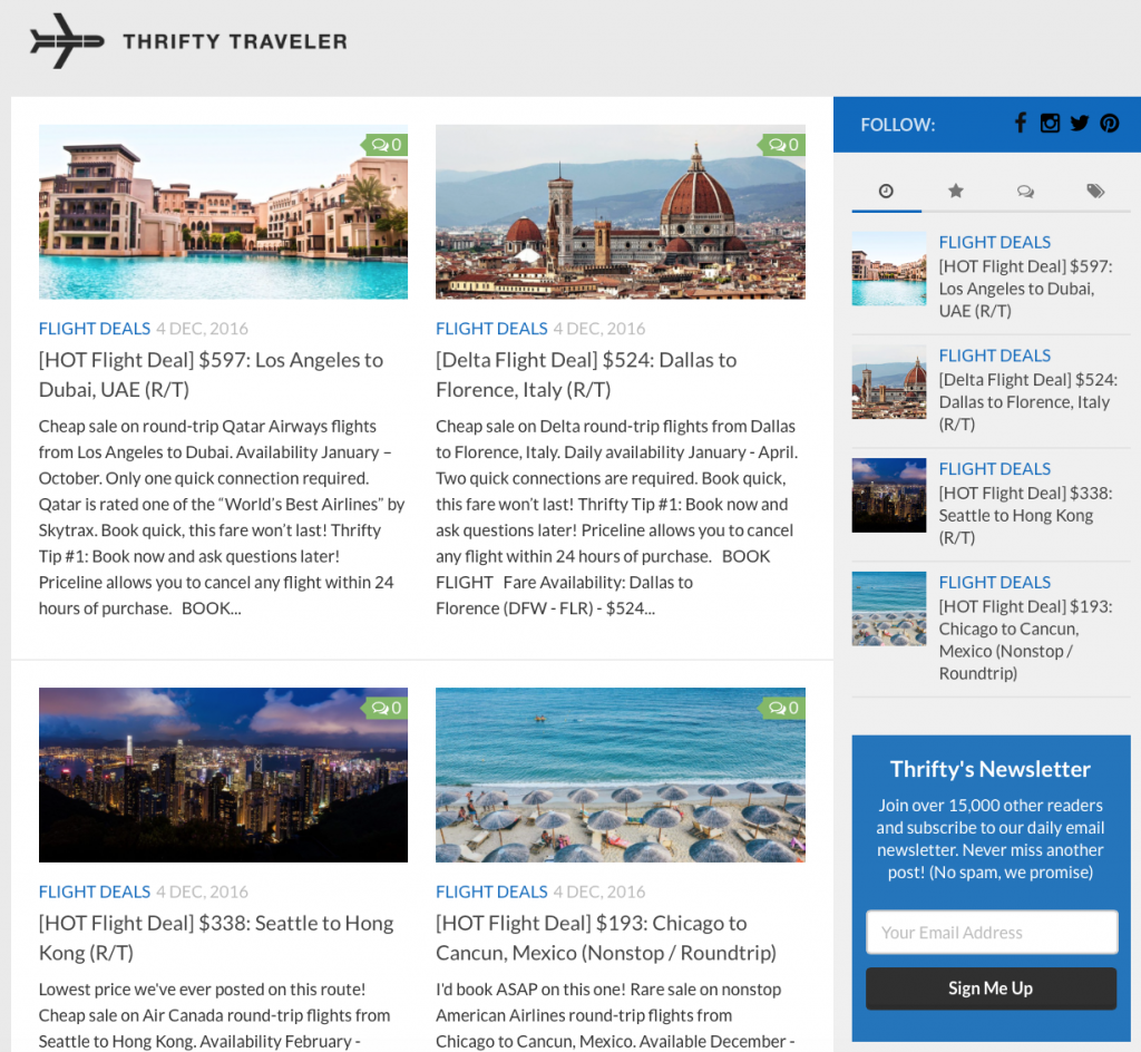 thriftytraveler.com-best-cheap-airfare-websites