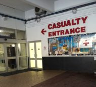 Emergency Room: Cape Town South Africa