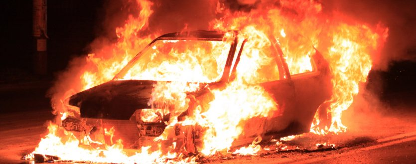 Car Burnings In Sweden