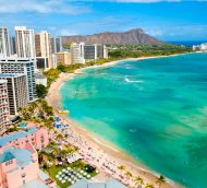 Hawaii $374 Roundtrip booked!  Only 20,000 Flexperks…