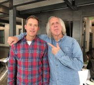 Meeting Randy Petersen