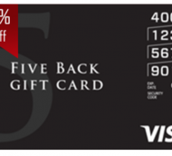 Fee Free Visa Gift Cards