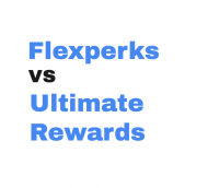 US Bank Flexperks vs. Chase Sapphire Reserve?