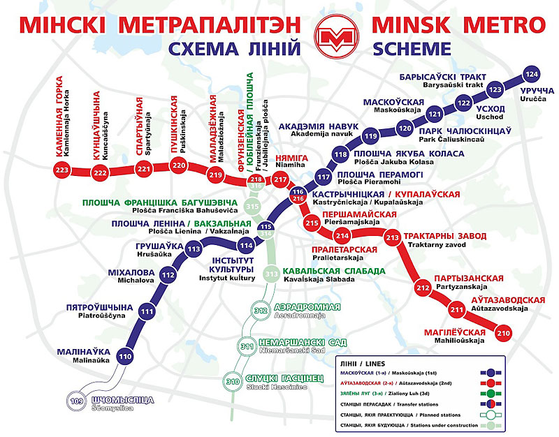 Minsk-metro-map