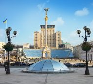 Travels in Kiev, Ukraine