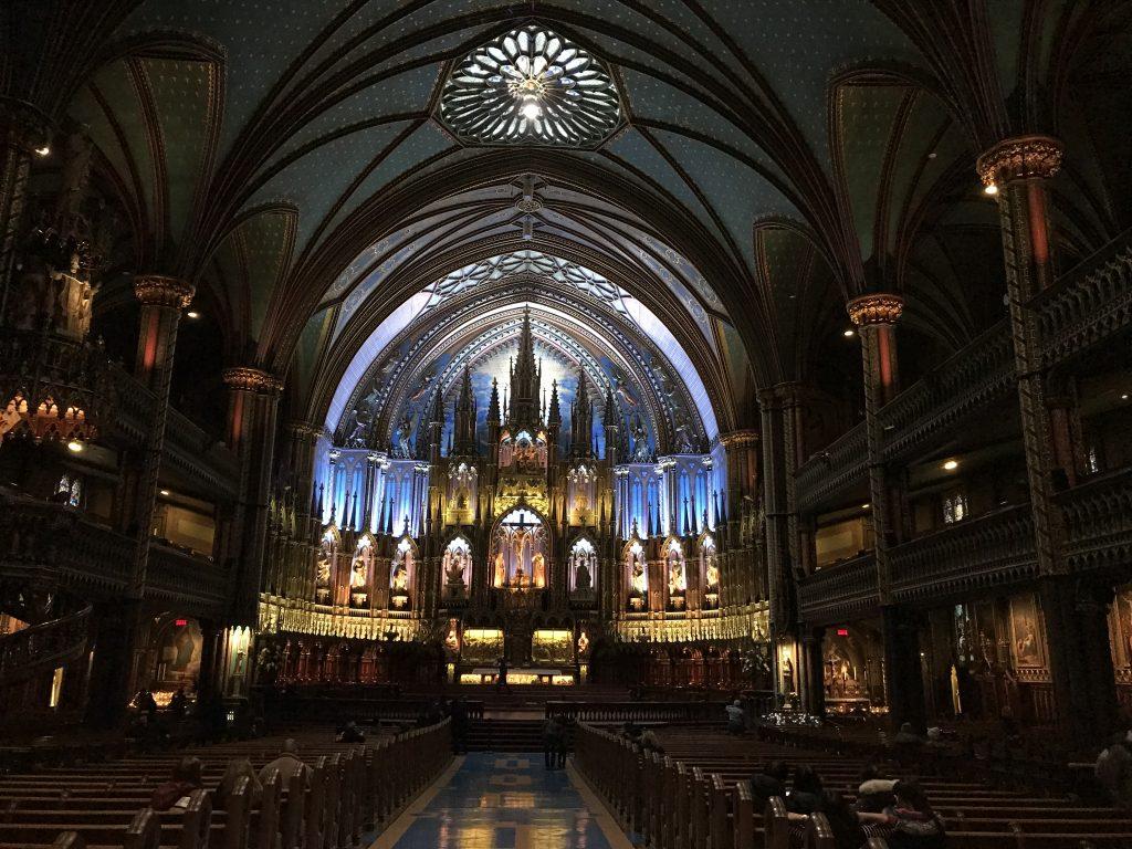 Notre-Dame-Basilica