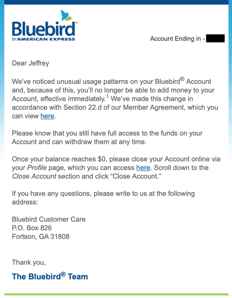 bluebird-shutdown-notice
