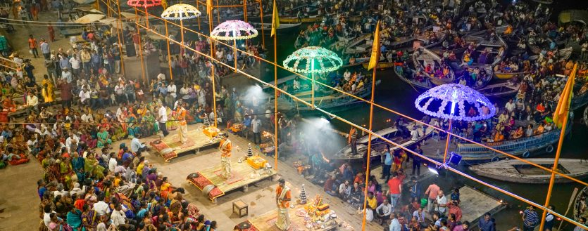 Podcast #16 – Varanasi, India