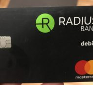 A New Cash Back Debit Card?
