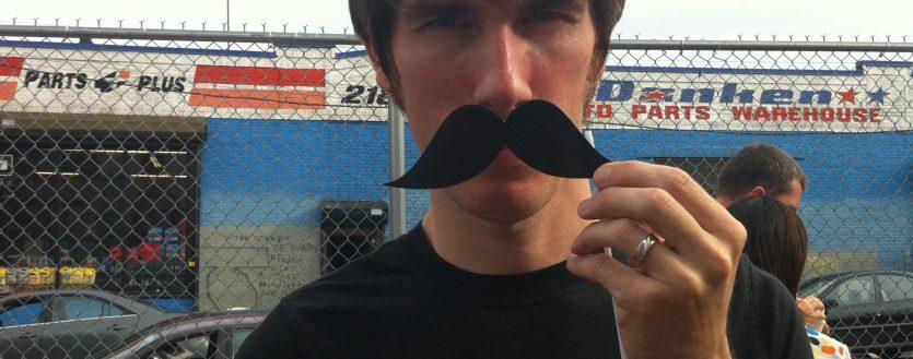 "Interview:  John ""Flying Mustache"" Klukas on Award Booking"