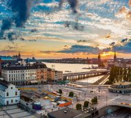 UPS, Immigration, Crime, and Sweden