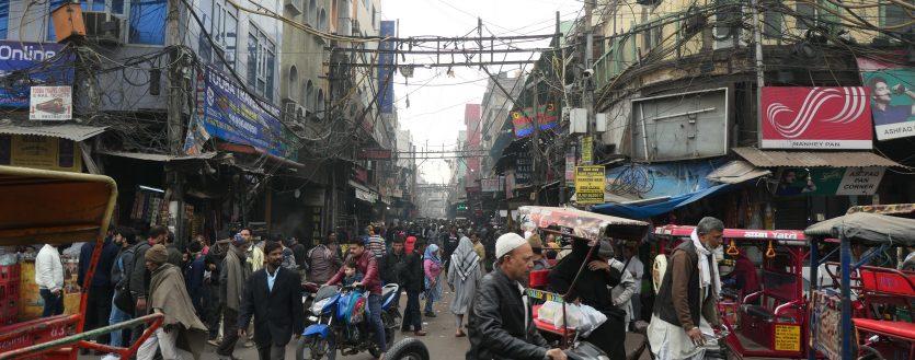 Video:  Tuk-Tuk Ride Through Delhi, India