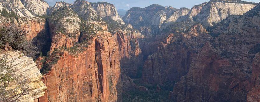Utah's 5 National Parks on Points